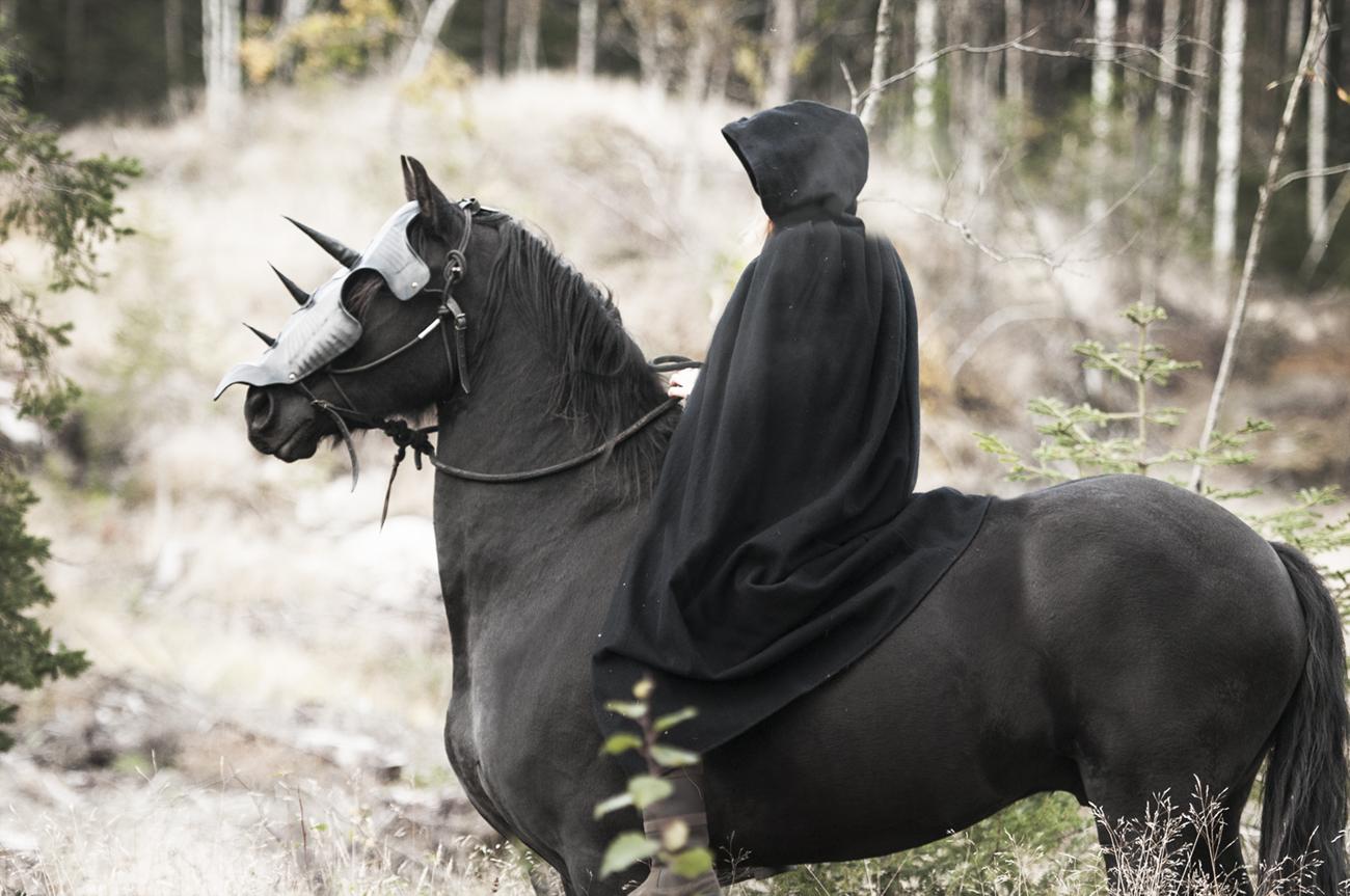nazgul cosplay halloween1