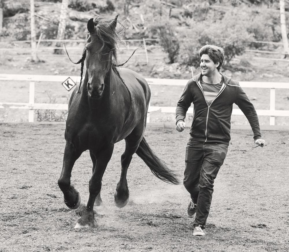 equestrian boyfriend