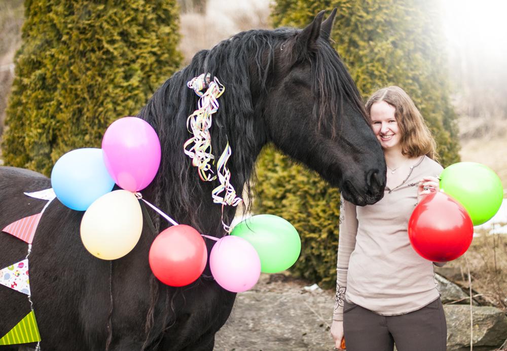 horse birthday1