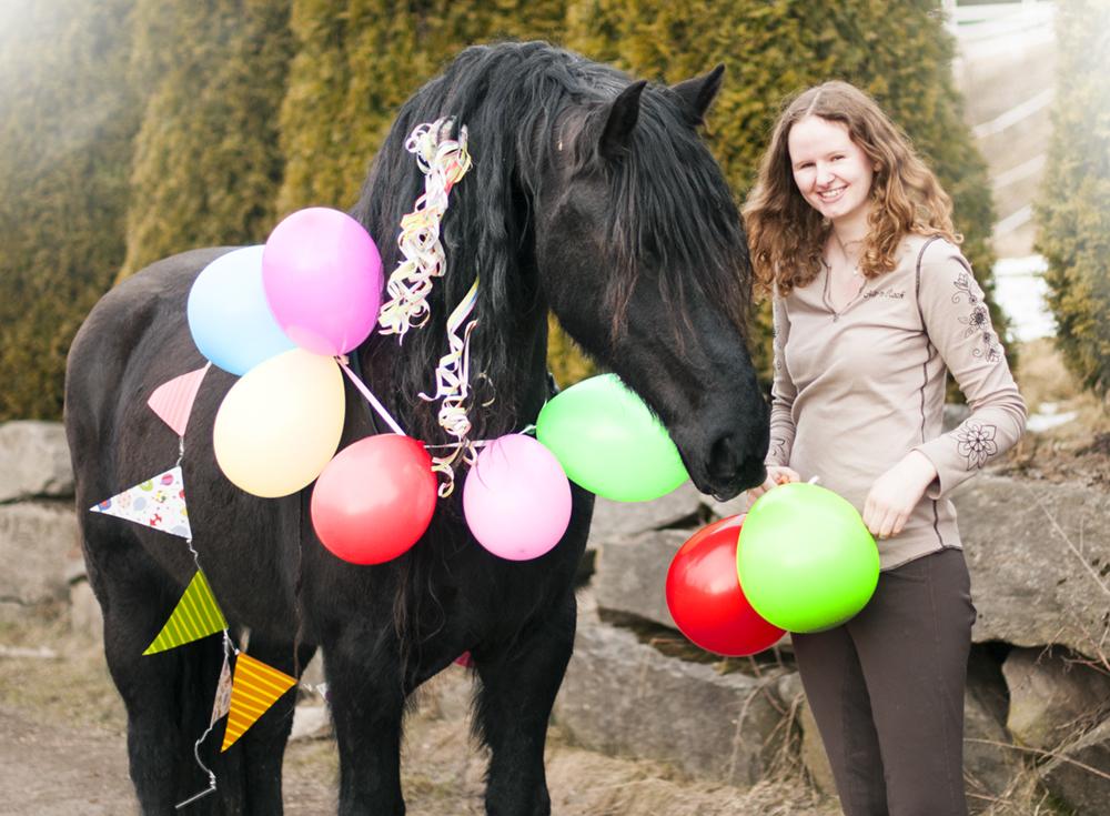 horse birthday6